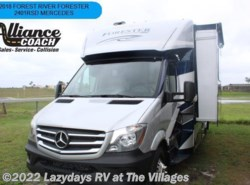 New 2018  Forest River Forester 2401RSD by Forest River from Alliance Coach in Wildwood, FL