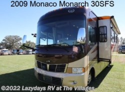 Used 2009  MWE Monaco  Monarch® 30SFS by MWE Monaco from Alliance Coach in Wildwood, FL