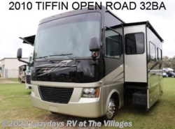 Used 2010  Tiffin  OPEN ROAD 32BA by Tiffin from Alliance Coach in Wildwood, FL