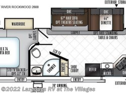 New 2018  Forest River Rockwood 2608 by Forest River from Alliance Coach in Wildwood, FL