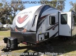 New 2018  Heartland RV Wilderness 2725 by Heartland RV from Alliance Coach in Wildwood, FL