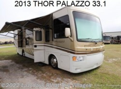 Used 2013  Thor  PALAZZO 33.1 by Thor from Alliance Coach in Wildwood, FL