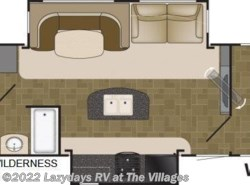 New 2018  Heartland RV Wilderness 3250BS by Heartland RV from Alliance Coach in Wildwood, FL