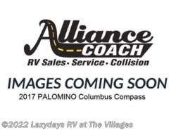 Used 2017  Palomino Columbus Compass  by Palomino from Alliance Coach in Wildwood, FL