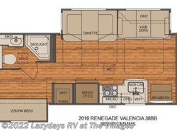 New 2018  Renegade  VALENCIA 38BB by Renegade from Alliance Coach in Wildwood, FL