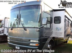 Used 2005  National RV Tropical 396LX by National RV from Alliance Coach in Wildwood, FL