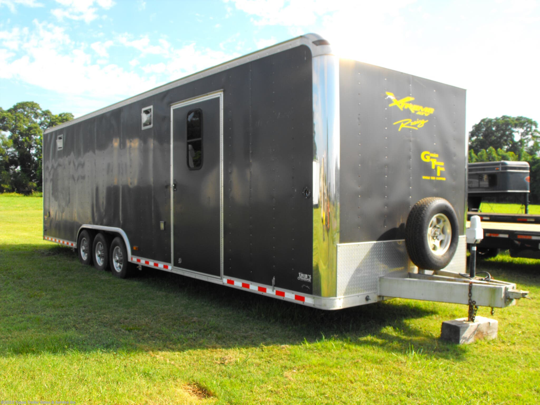 Used Pace American Toy Hauler Trailers For Sale