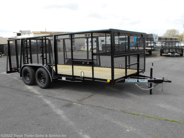 2021 Davidson Trailers, LLC 83X16 LANDSCAPE available in Bossier City, LA