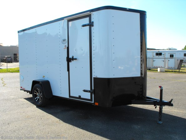 2021 Cargo Craft Elite V Sport 6X14 S/A RAMP available in Bossier City, LA