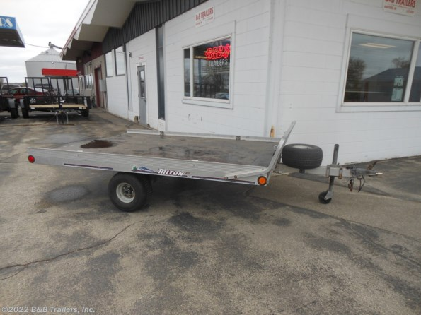 2009 Triton Trailers ATV88 available in Hartford, WI