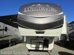 New 2016 Keystone Montana 3000RE available in Elkhart, Indiana