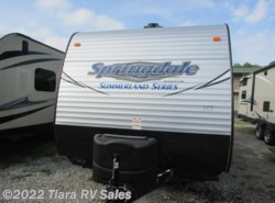 New 2017  Keystone  SUMMERLAND 2020QB by Keystone from Tiara RV Sales in Elkhart, IN