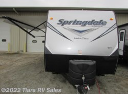 New 2018  Keystone Springdale 260LE by Keystone from Tiara RV Sales in Elkhart, IN