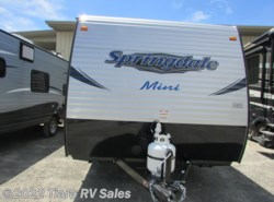 New 2018  Keystone  SUMMERLAND Mini 1700FQ by Keystone from Tiara RV Sales in Elkhart, IN