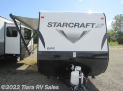 New 2018  Starcraft Launch Outfitter 17QB by Starcraft from Tiara RV Sales in Elkhart, IN