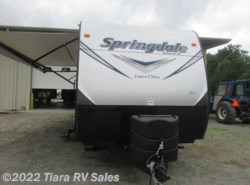 New 2018  Keystone Springdale 270LE by Keystone from Tiara RV Sales in Elkhart, IN