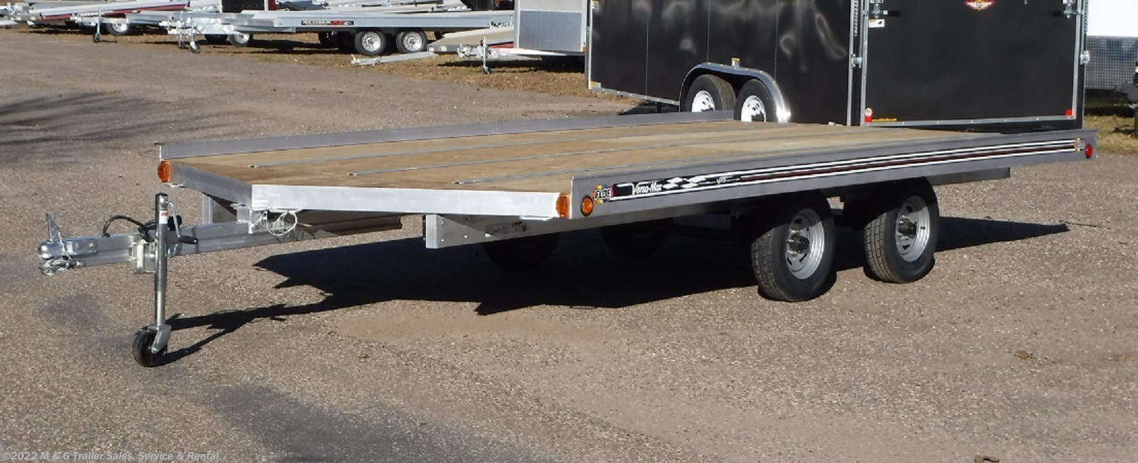 2021 FLOE Versa Max 16' Snowmobile Trailer - Stock #M002009
