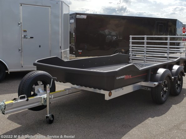 2021 FLOE Cargo Max XRT13-73TA Utility Trailer - Electric Brakes available in Ramsey, MN