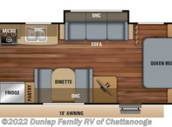 New 2019 Jayco Jay Feather 23RB available in Ringgold, Georgia