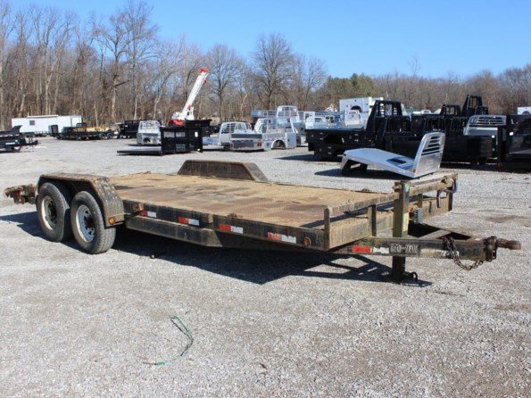 2003 Load Trail BE207-20X83 available in Mount Vernon, IL