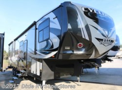 New 2017  Heartland RV Cyclone 4115 by Heartland RV from DIXIE RV SUPERSTORES FLORIDA in Defuniak Springs, FL