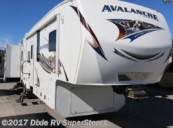 Used 2013  Keystone Avalanche 341TG by Keystone from DIXIE RV SUPERSTORES FLORIDA in Defuniak Springs, FL
