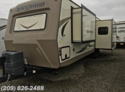 New 2016 Forest River Rockwood Ultra Lite 2902WS available in Los Banos, California