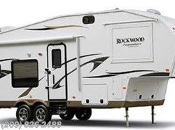 Used 2013  Forest River Rockwood Signature Ultra Lite 8280WS by Forest River from www.RVToscano.com in Los Banos, CA