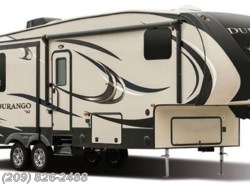 New 2017  K-Z Durango 1500 D255RKT by K-Z from www.RVToscano.com in Los Banos, CA