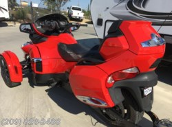 Used 2013  Team Spirit  Can Am Spyder RTS by BRP w/trailer by Team Spirit from www.RVToscano.com in Los Banos, CA