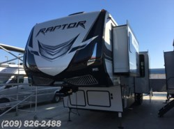 New 2018  Keystone Raptor 424TS by Keystone from www.RVToscano.com in Los Banos, CA