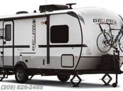 New 2019  Forest River Rockwood Geo Pro G19FD by Forest River from www.RVToscano.com in Los Banos, CA