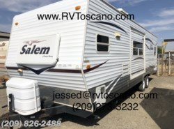 Used 2008 Forest River Salem LE T26FK available in Los Banos, California