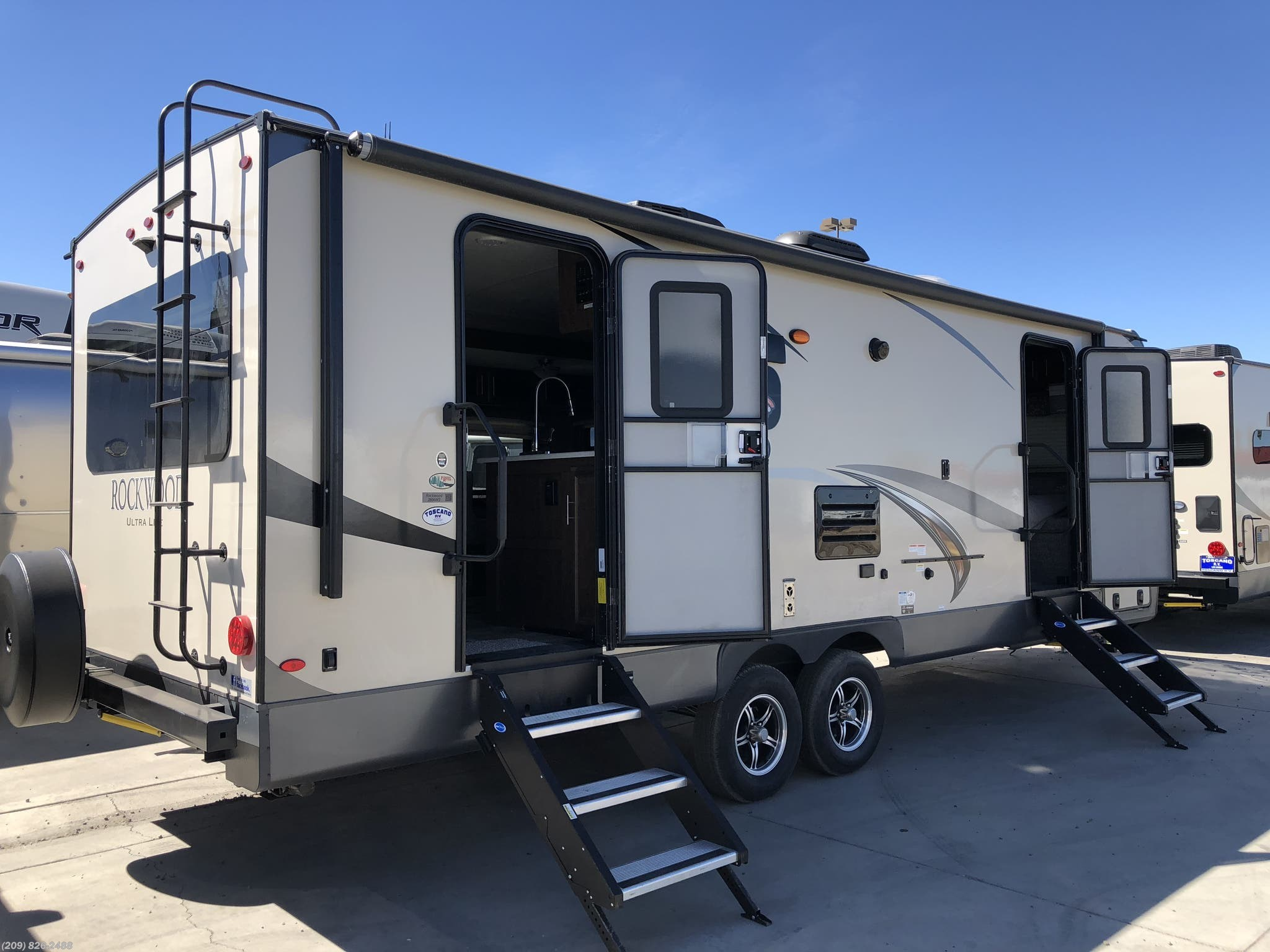 Rockwood 2604ws Wiring Diagram Just Diagrams 2019 Forest River Rv Ultra Lite For Sale In Los Interior