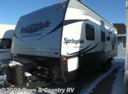 Used 2016 Keystone Springdale Summerland 2450RB available in Clyde, Ohio