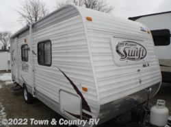 Used 2014  Jayco Jay Flight Swift SLX 195RB by Jayco from Town & Country RV in Clyde, OH