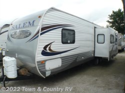 Used 2012  Forest River Salem 27RKSS