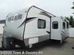 Used 2013  Forest River Salem T26TBUD