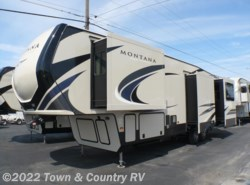 New 2018  Keystone Montana High Country 345RL by Keystone from Town & Country RV in Clyde, OH