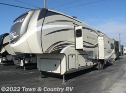 New 2018  Jayco Pinnacle 36FBTS by Jayco from Town & Country RV in Clyde, OH