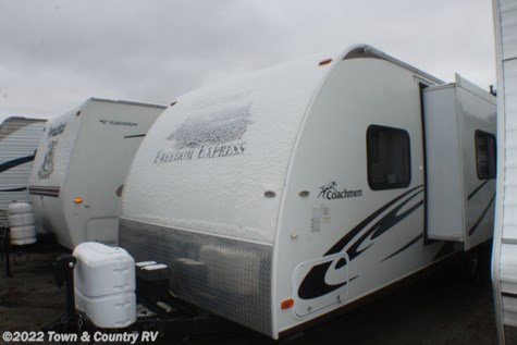2012 Coachmen Freedom Express 242RBS