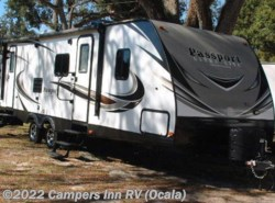 New 2017  Keystone Passport Ultra Lite Grand Touring 2810BH by Keystone from Tradewinds RV in Ocala, FL