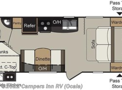 New 2017  Keystone Passport Ultra Lite Express 239ML by Keystone from Tradewinds RV in Ocala, FL