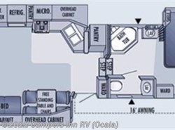 Used 2006  Jayco Designer 36RLTS by Jayco from Campers Inn RV in Ocala, FL