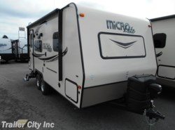 New 2016 Forest River Flagstaff Micro Lite 21FBRS available in Whitehall, West Virginia