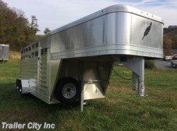New 2016  Featherlite  8117 by Featherlite from Trailer City, Inc. in Whitehall, WV