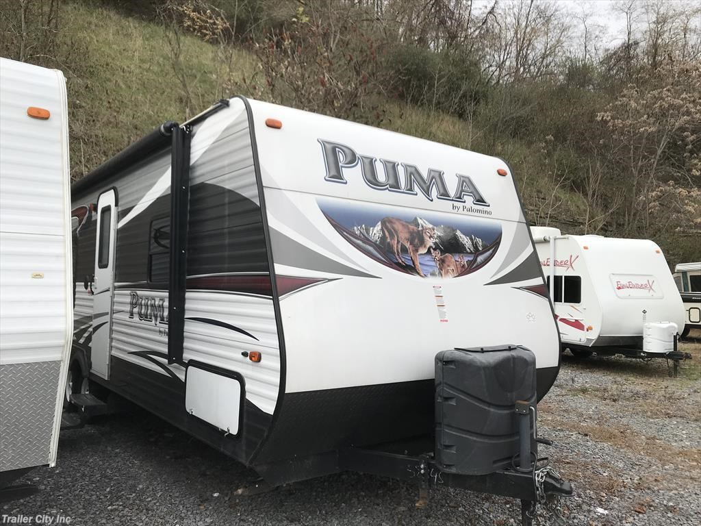2016 Palomino Rv Puma 23fb For Sale In Whitehall Wv 26554 8845pu Camper Wiring Diagram Converter Previous