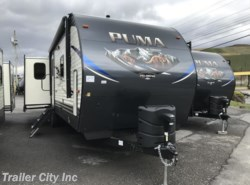 New 2019  Palomino Puma 31RLQS by Palomino from Trailer City, Inc. in Whitehall, WV
