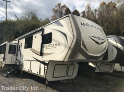 New 2019 Keystone Montana Hickory 3855BR available in Whitehall, West Virginia