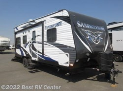 New 2017  Forest River Sandstorm 210SLC 200W SOLAR POWER KIT/ 4.0 ONAN GEN by Forest River from Best RV Center in Turlock, CA